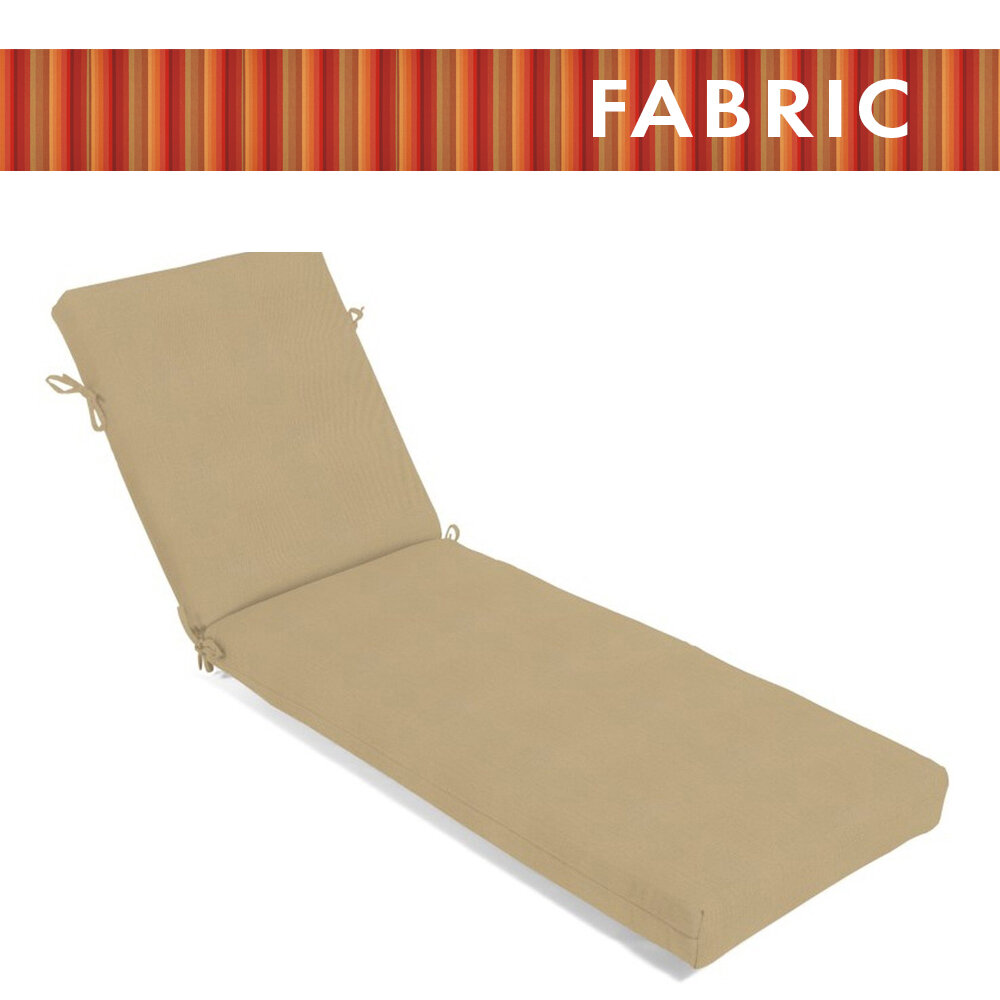 Astoria Sunset Stripe Chaise Cush