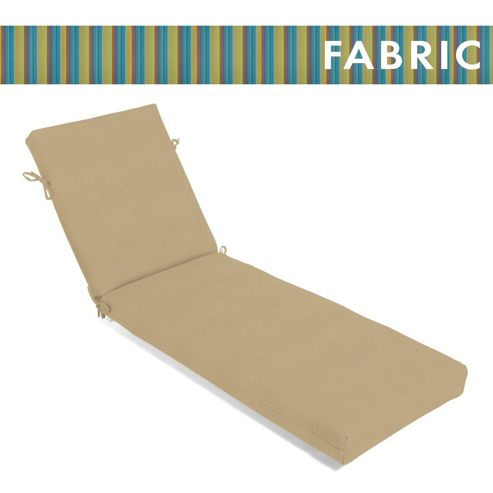 Astoria Lagoon Stripe Chaise Cush