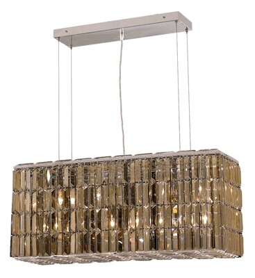 Maxime Chrome 8 Lt Chandelier