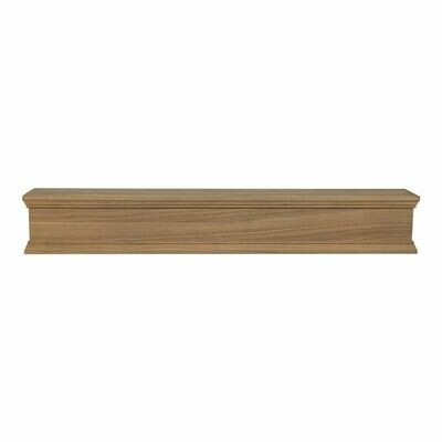 Winchester Oak/Unfinished Mantel
