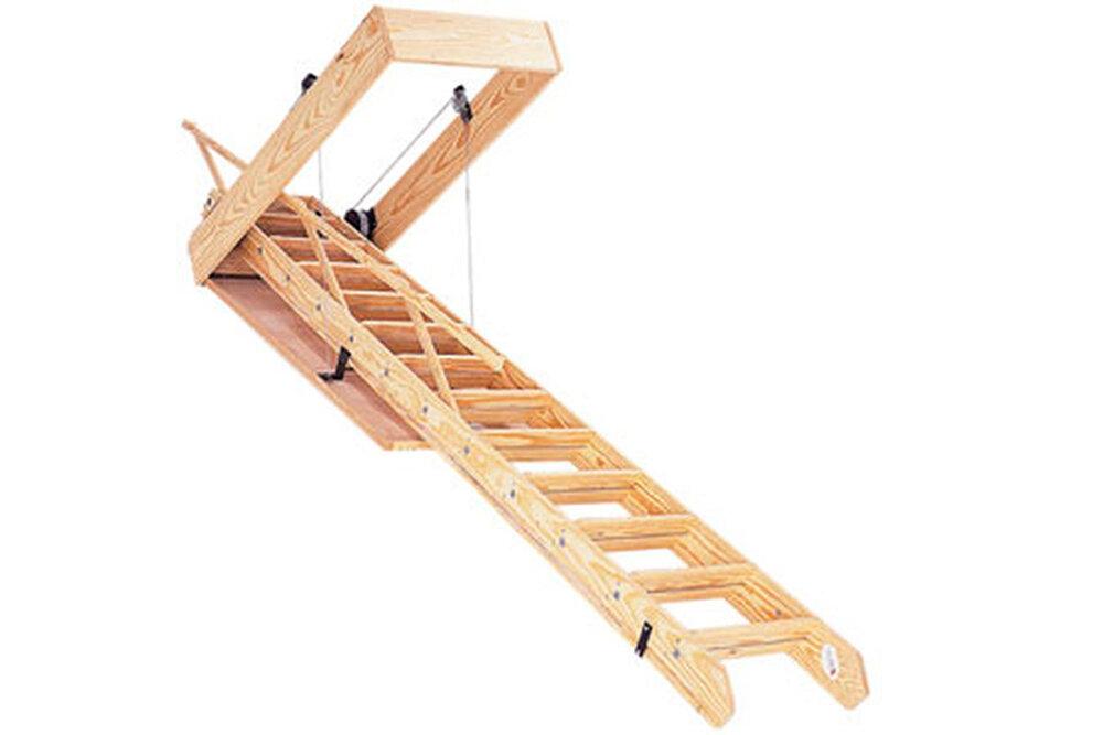 Heavy Duty Regular Panel Attic Stairs
