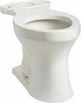 Essence Smart Height  White Elongated Bowl