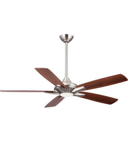 Dyno Brushed Nickel Fan