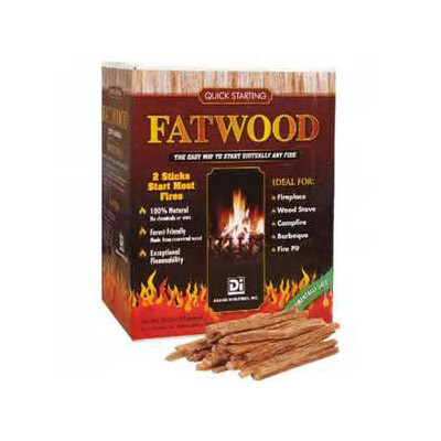 Fatwood Fire Started 10Lbs Box