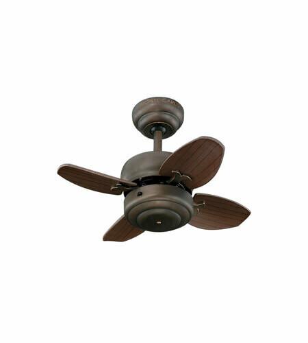 Roman Bronze Mini Fan Reg Or Flush Mount