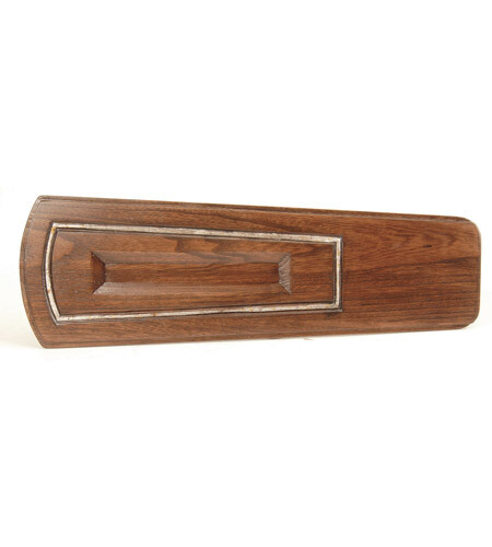 Carved Woodward Walnut/Vintage Madera Blades