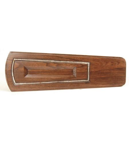 Carved Woodward Walnut/Vintage Mdra Blades