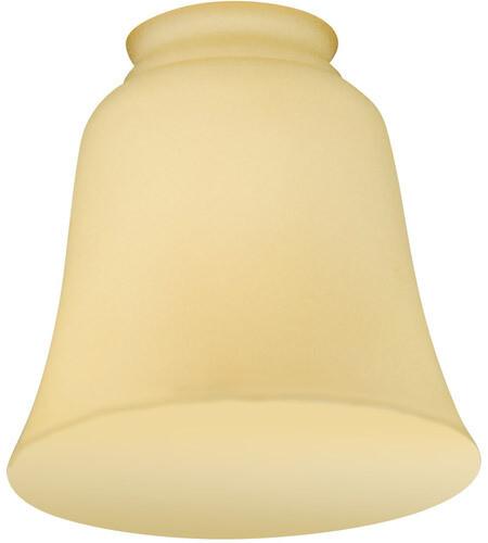 Alabaster Bell Shape Fan Glass