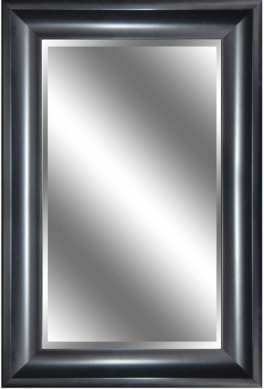 Peyton Bronze Bevel Mirror