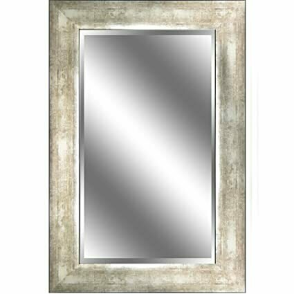 Champagne Bevel Mirror (DISPLAY ONLY)