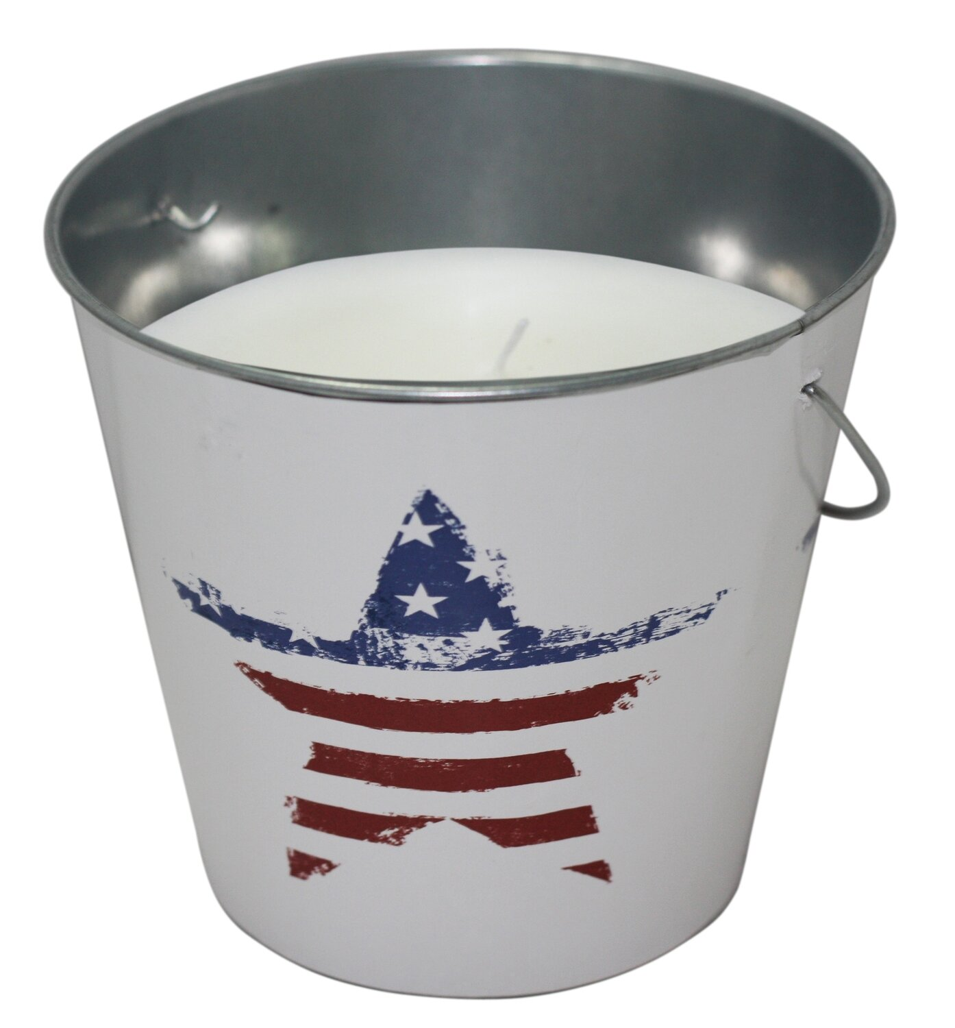 5 OZ Citronella Patriotic Candle
