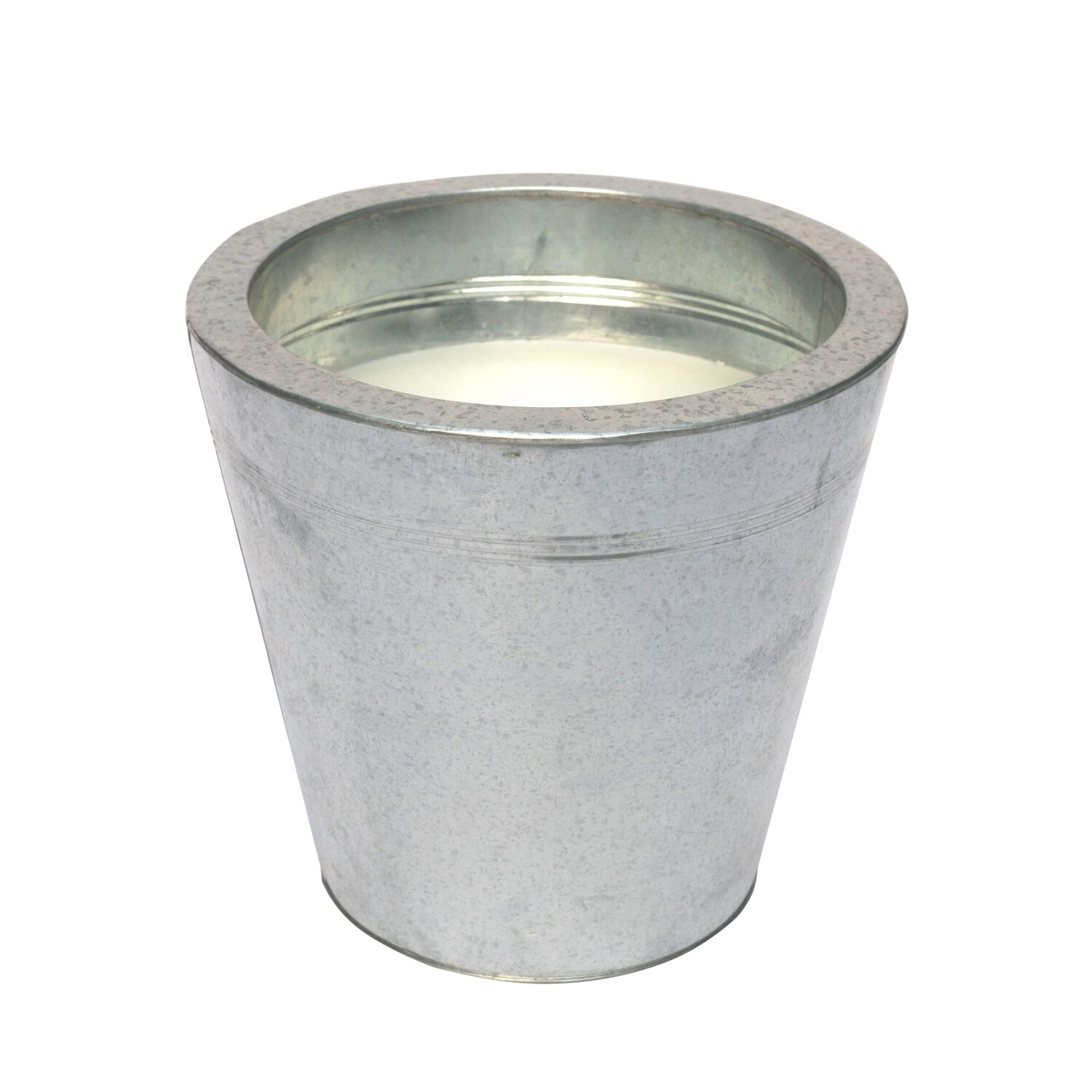 265 OZ Citro Patio King Galvanized Bucket