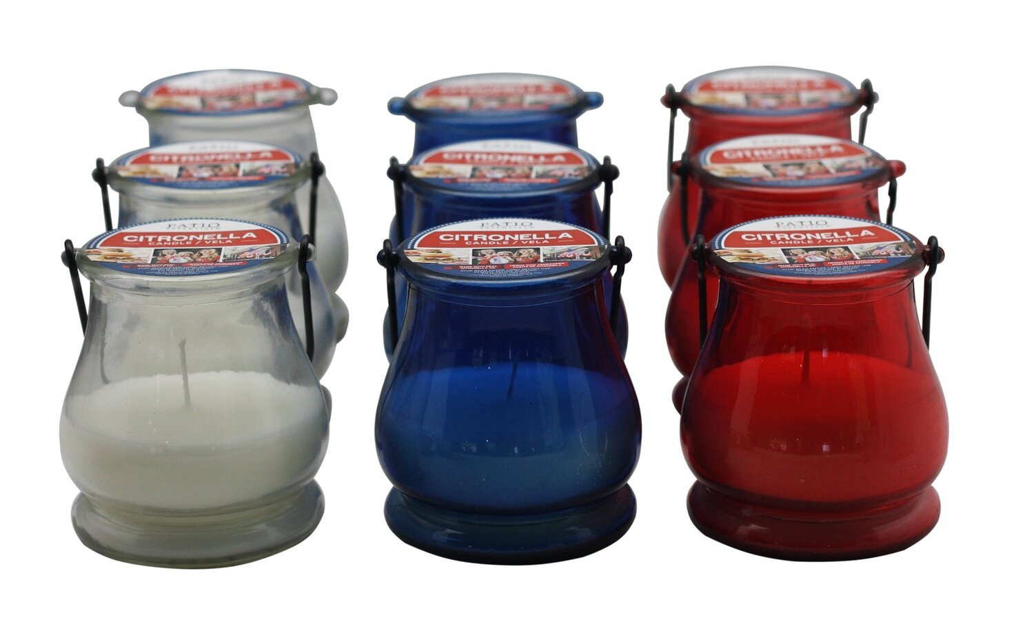 5 OZ Citronella Glass Candle