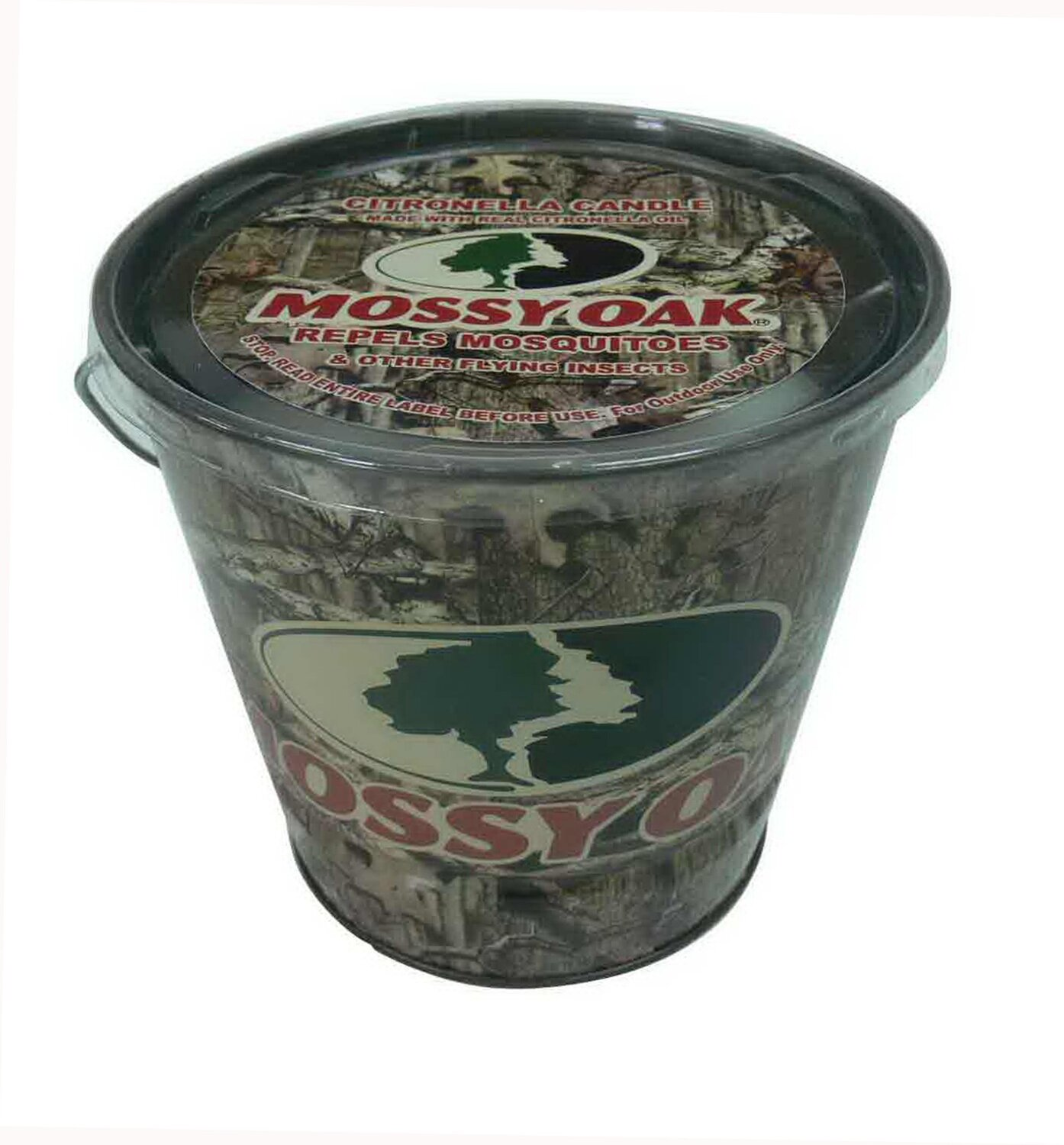 16 OZ Citronella Mossy Oak Print Candle
