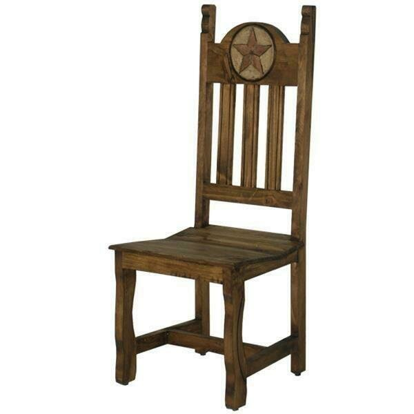 Medio Dining Chair w/Stone Star