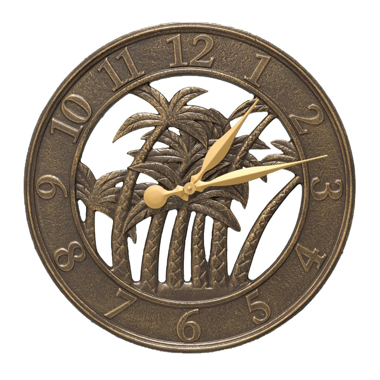 Palm Verdigris Bronze 18