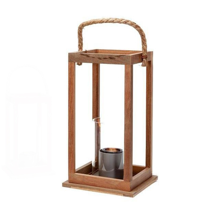 Sonoma IPE Wood Lantern