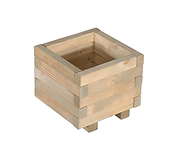 Horizonta Natural Small Planter