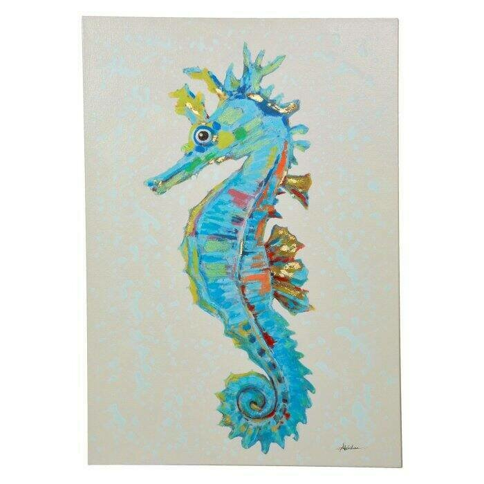 Seahorse Art (DISPLAY ONLY)
