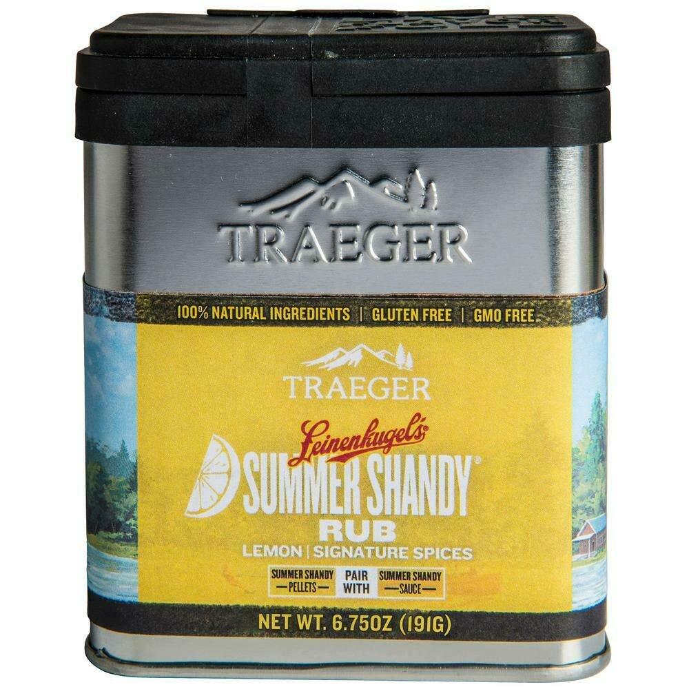 Traeger Leinenkugel's Summer Shandy Rub