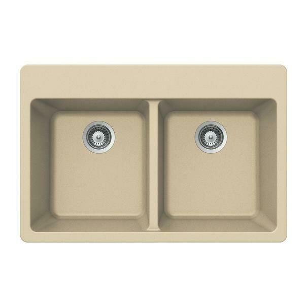Quartztone Kitchen Sink Topmount