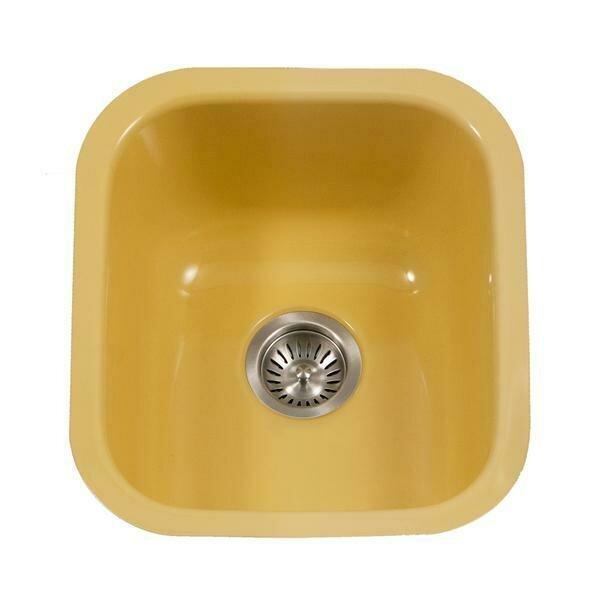 Porcela Kitchen Sink Undermount