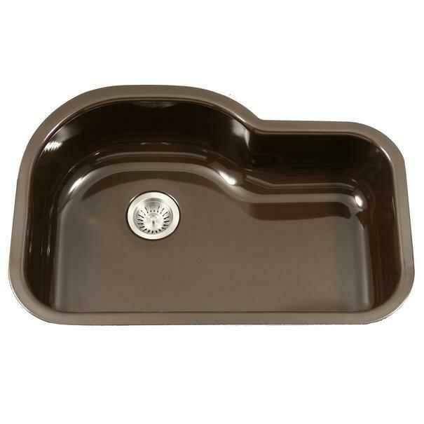 Porcela Kitchen Sink Undermount (DISPLAY ONLY)