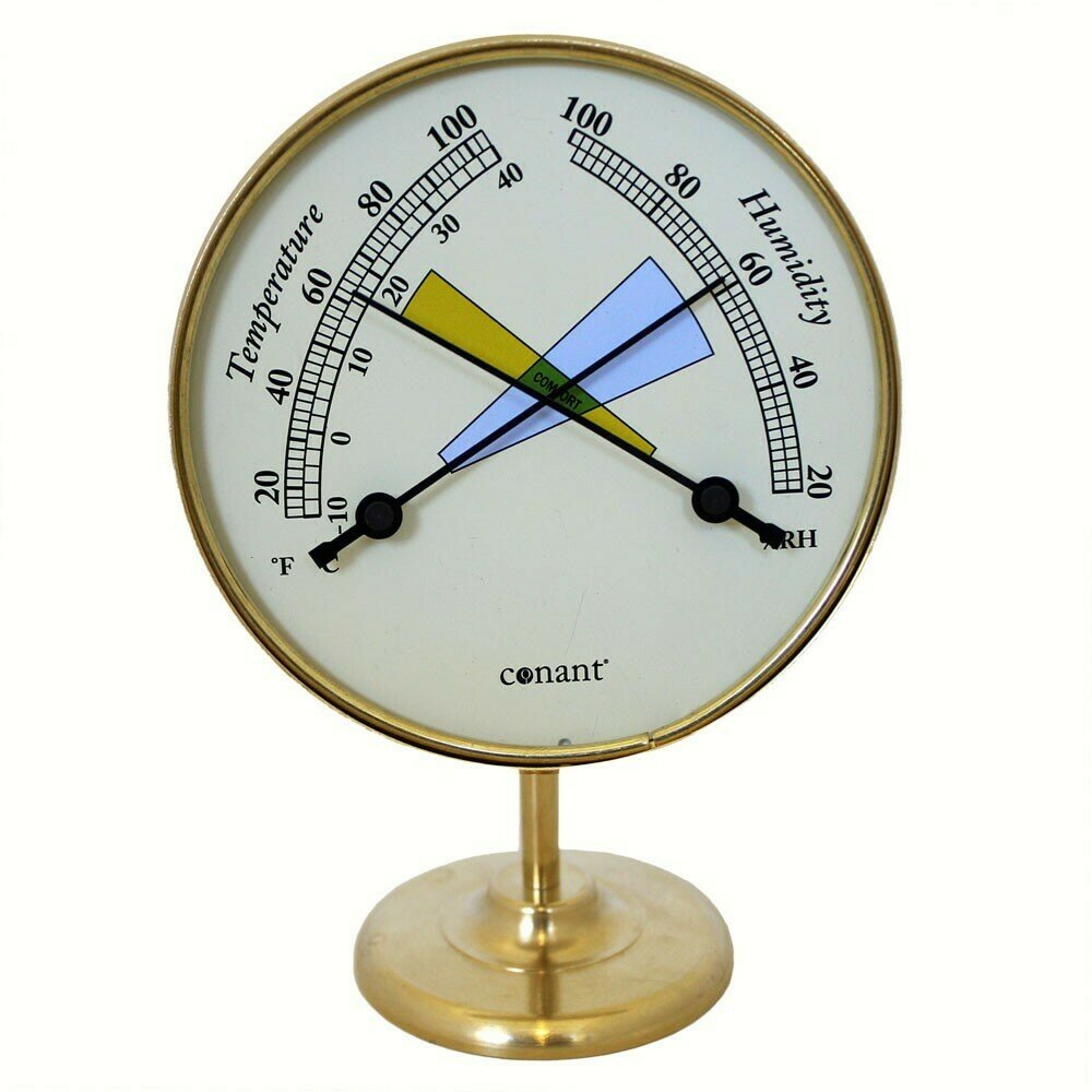 Vermont Brass Comfortmeter