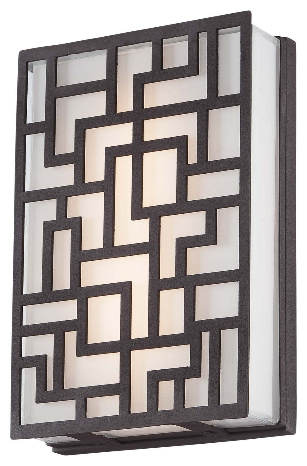 Alecia's Necklace Sand Bronze LED Wall Sconce