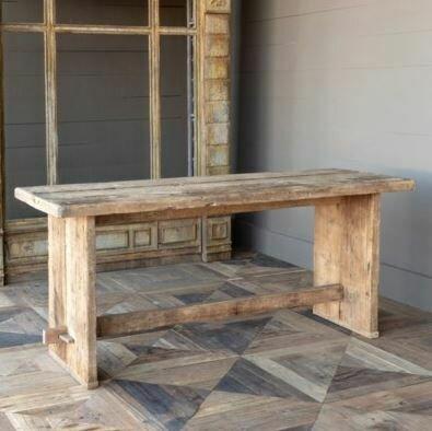 Primitive Prairie Table