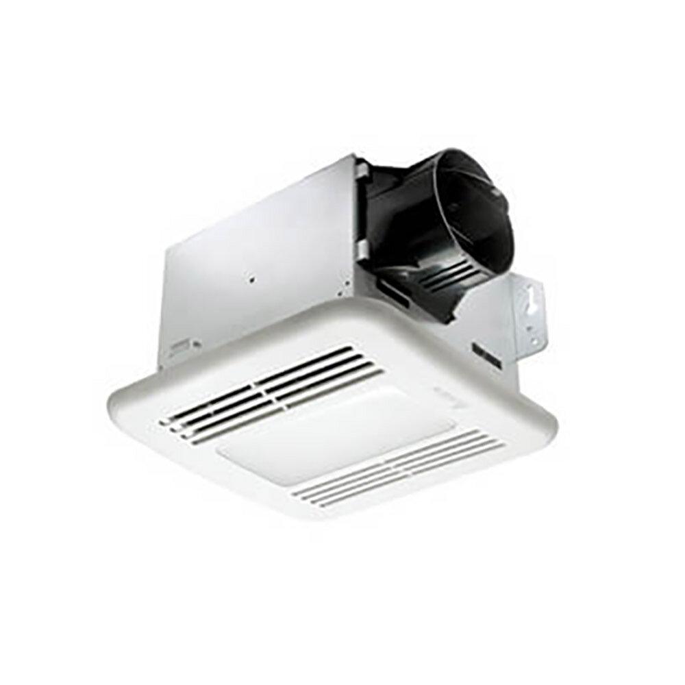 Greenbuilder Fan/Dim LED Light 80CFM