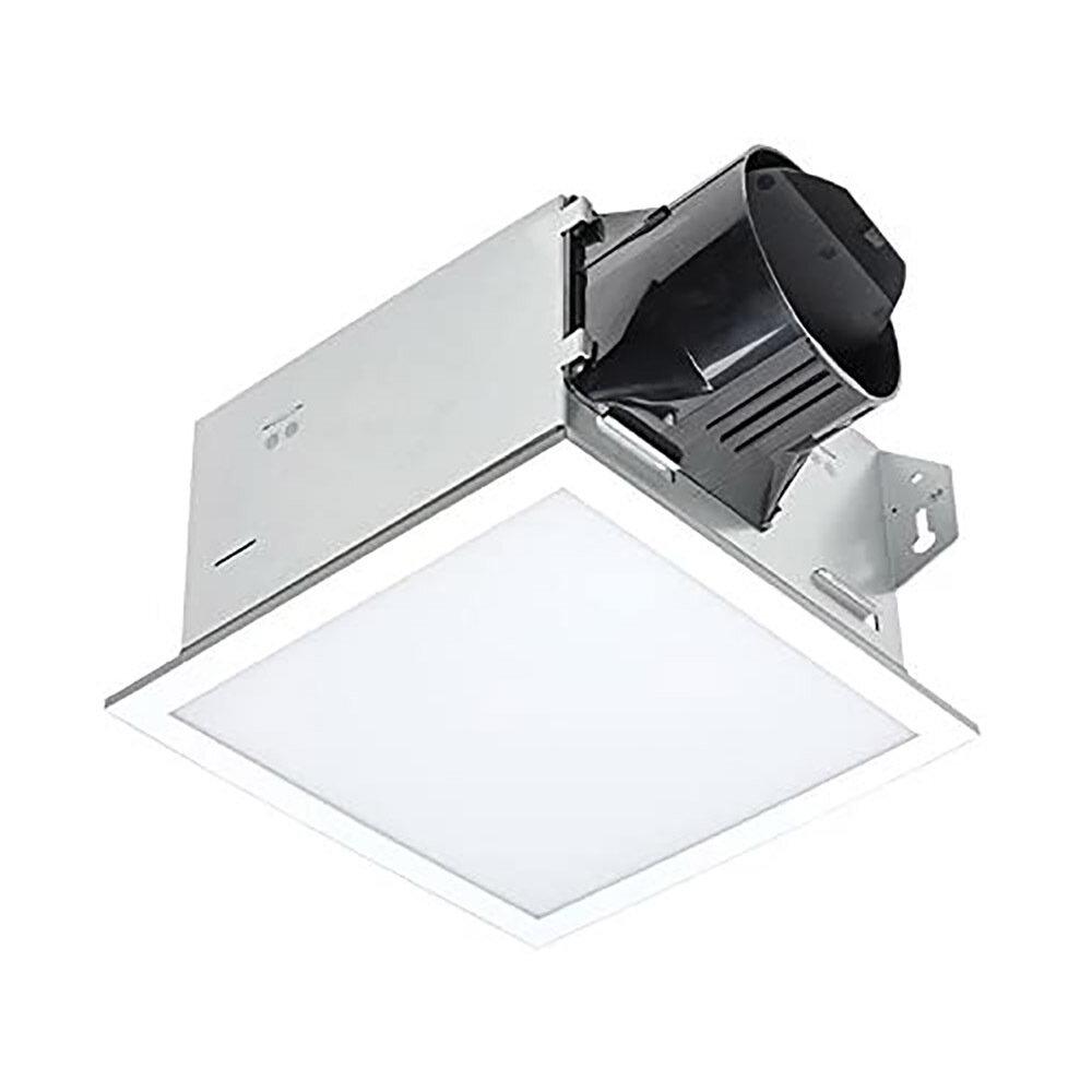 Integrity Fan/Edge Lit LED Light 100CFM