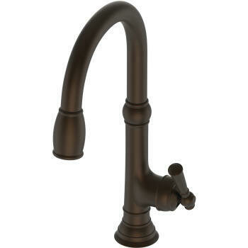 Jacobean English Bronze Pull Down Faucet ***OPEN BOX DISPLAY UNIT***