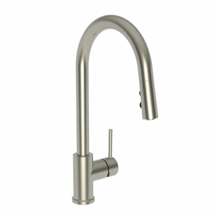 Bronwen Satin Nickel Pull Down Faucet ***OPEN BOX DISPLAY UNIT***