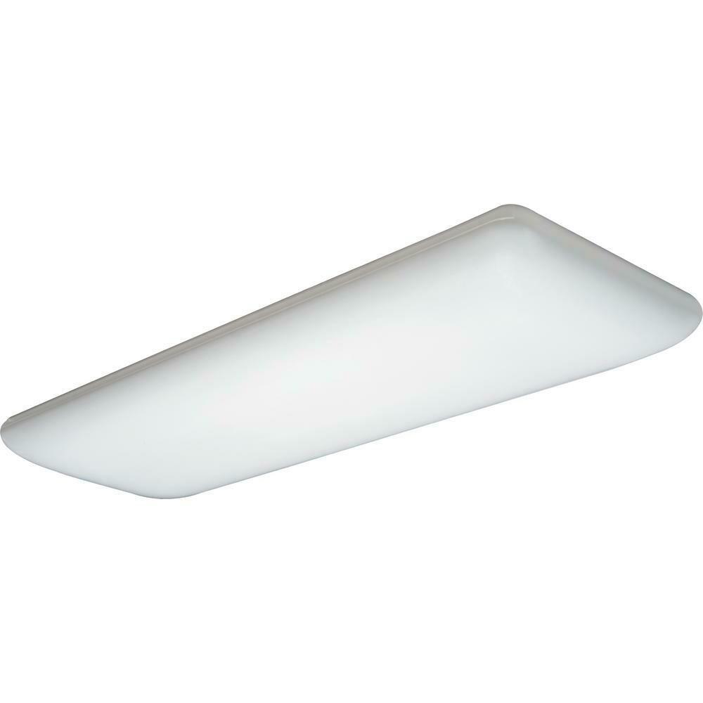 White 2 Lt Overhead Fluorescent Light