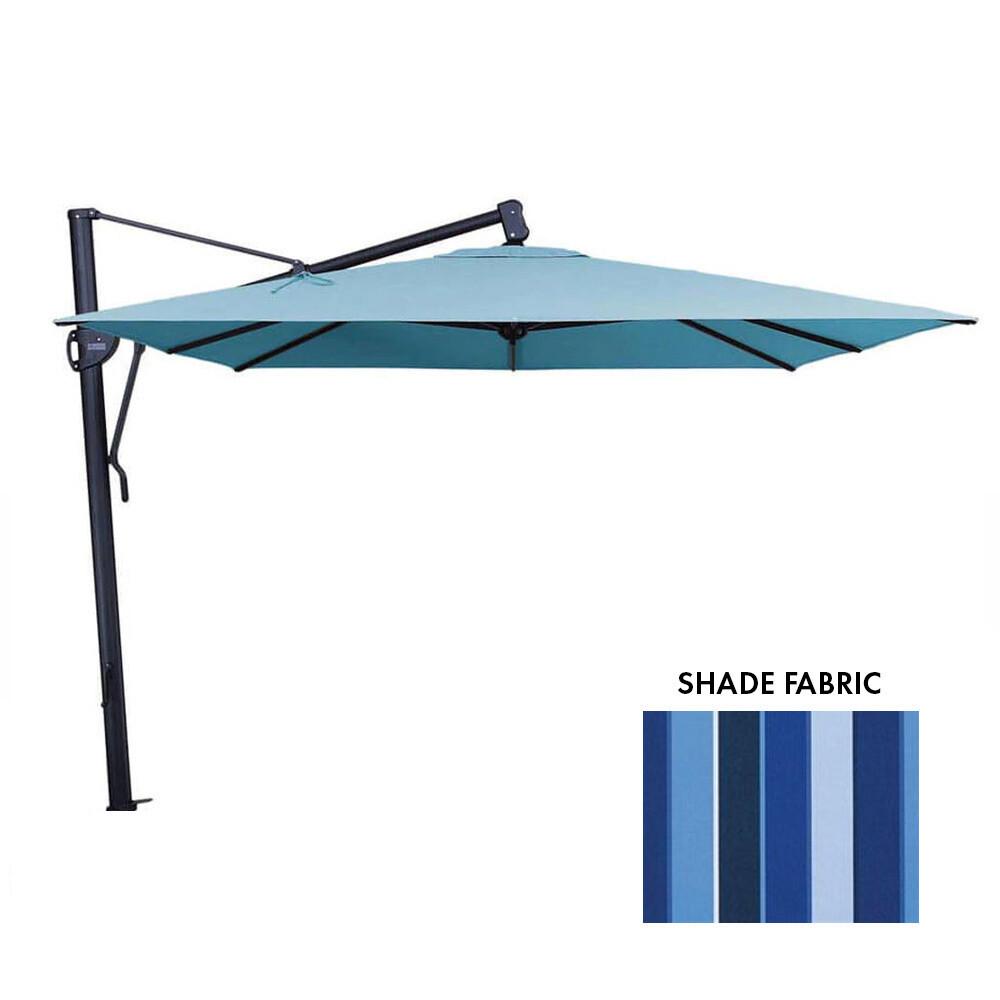10' Cantilever Bronze Octagon Umbrella (BASE SOLD SEPARATE)