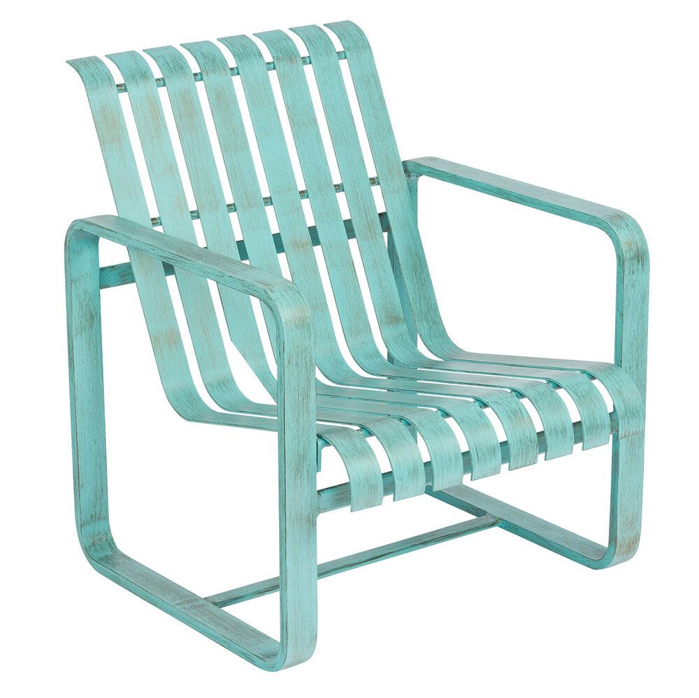 Colfax Lounge Chair Aruba Finish
