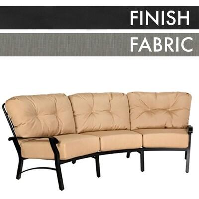 Cortland Crescent Sofa