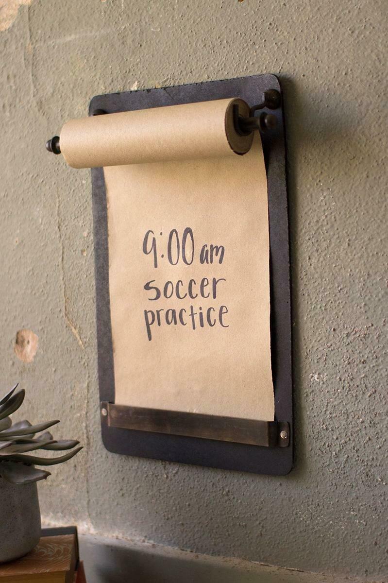 Note Roll Wall Board