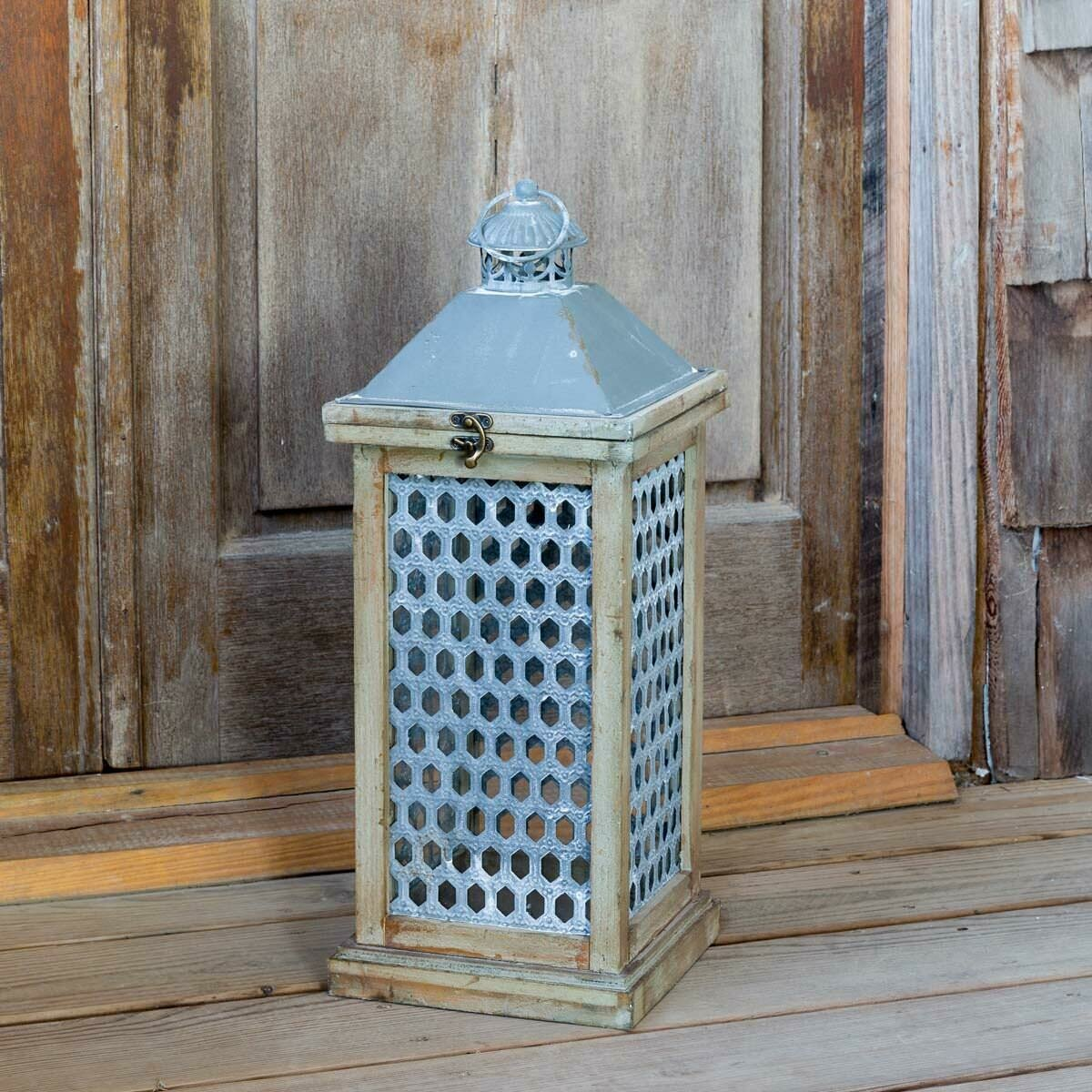 Bee Box Lantern (DISPLAY ONLY)