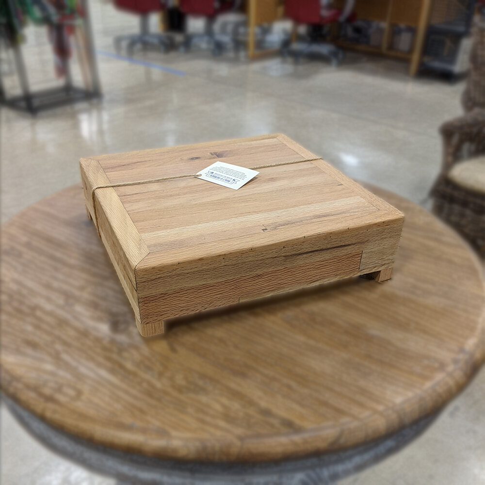 Table Top Chopping Block