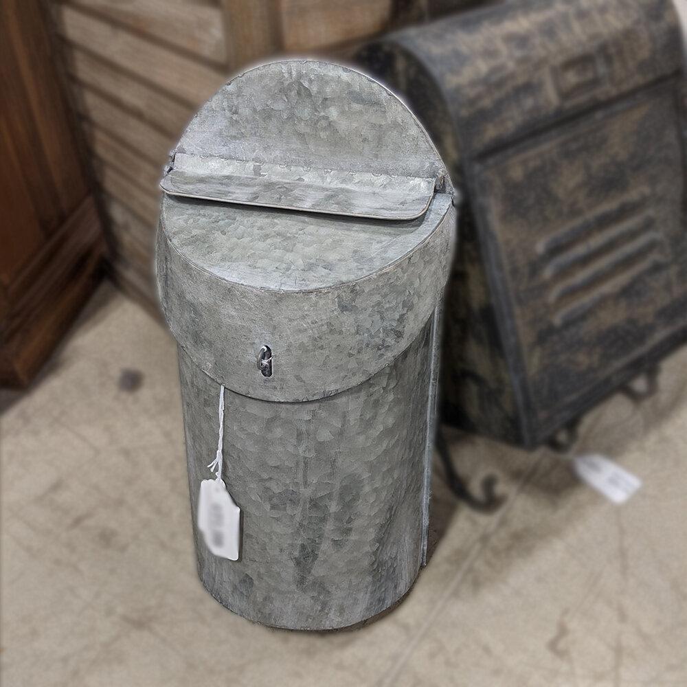 Metal Messanger's Mail Box