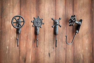 Set Of 4 Faucet Hooks