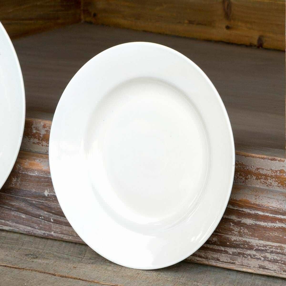 Creamware 10.5'' Dinner Plate