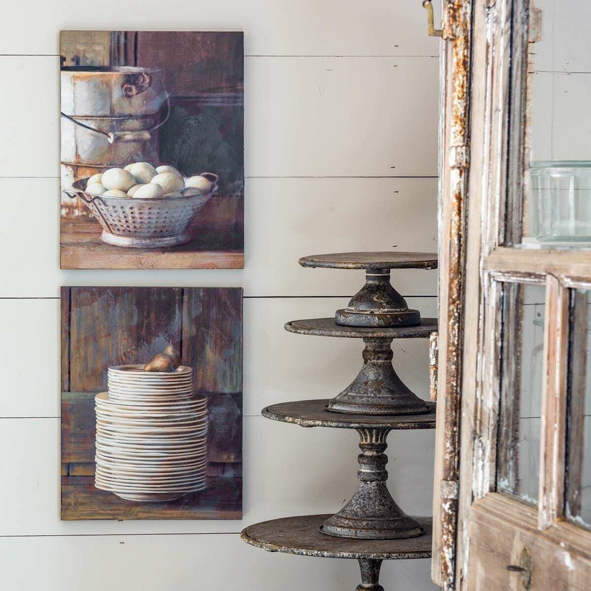 Large Vintage Kitchen Still Life Giclee