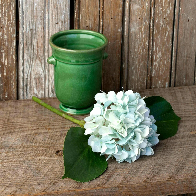 White Aqua  Hydrangea Cutting Stem (DISPLAY ONLY)