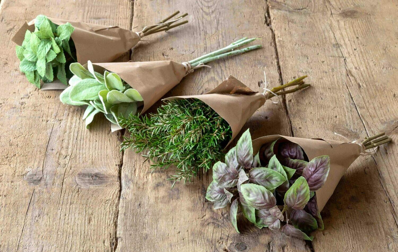 Herb Bundle 4 Assorted Styles