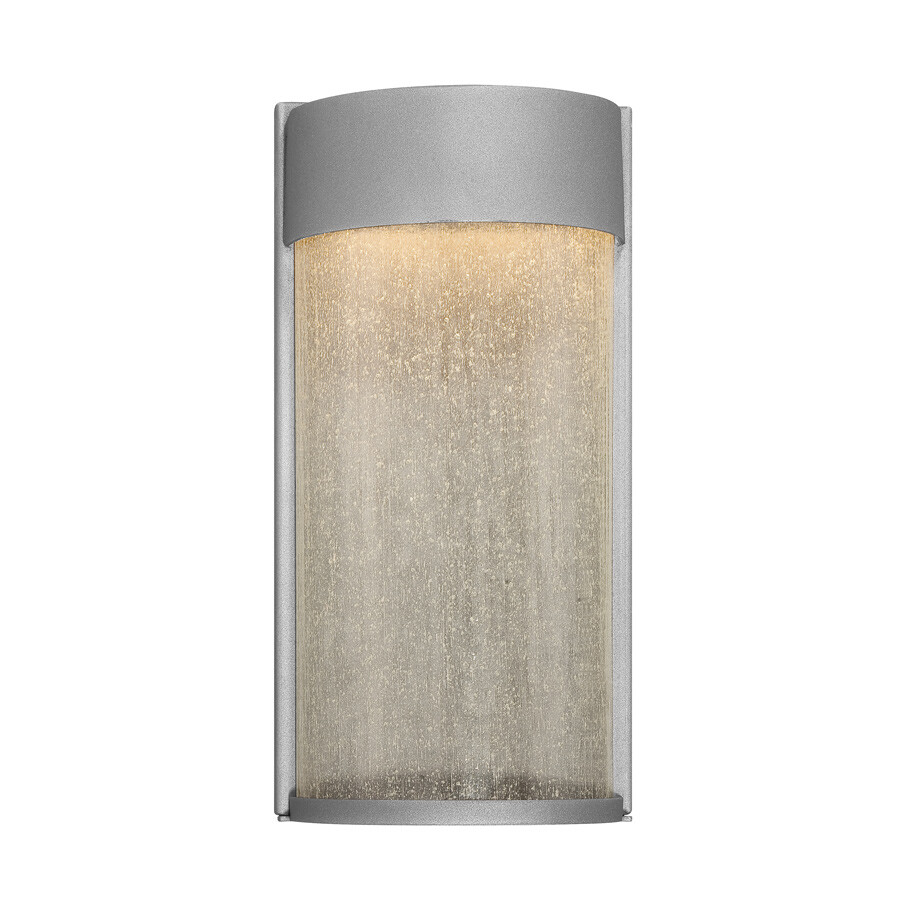 Rain Graphite Exterior LED Wall Sconce (DISPLAY ONLY)