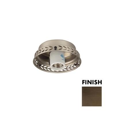 Oiled Bronze Universal Light Kit Fitter (DISPLAY ONLY)