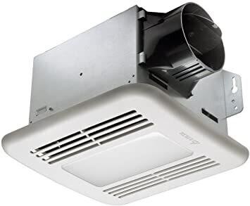 Greenbuilder Fan / Dim LED Light 80CFM